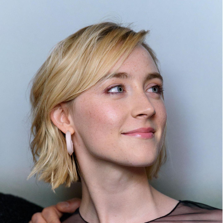 Starfrisuren: Saoirse Ronan trägt Bob