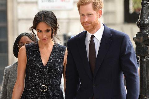 An diese skurrilen Regeln müssen sich Harrys & Meghans Hochzeitsgäste halten
