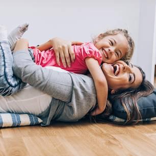 10 Dinge, an denen man eine gute Mutter-Kind-Beziehung erkennt