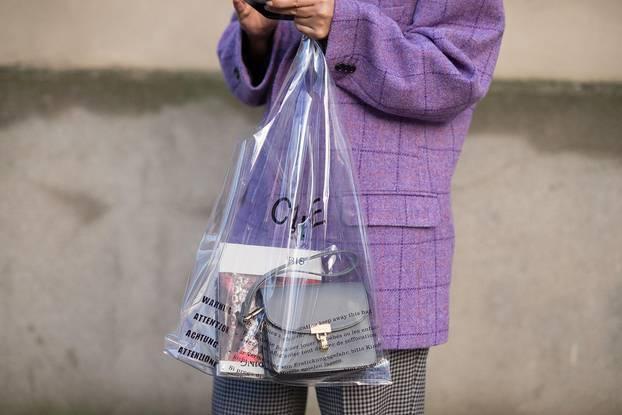 Modetrend Plastiktüten