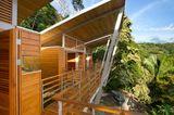 Ferienhäuser am Meer: Costa Rica, Casa Flotanta