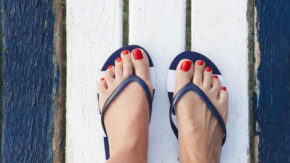 Cankles: Dicke Knöchel trotz schlanker Beine?