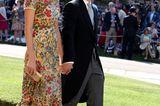 Sänger James Blunt und Ehefrau Sofia Wellesley