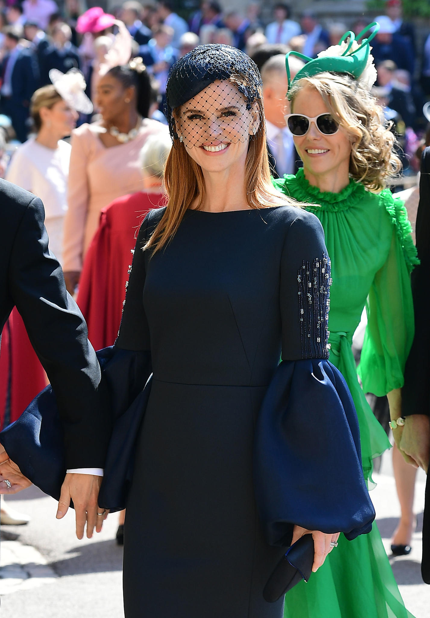 'Suits'-Star Sarah Rafferty