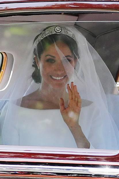 Was für eine bildschöne Braut.
