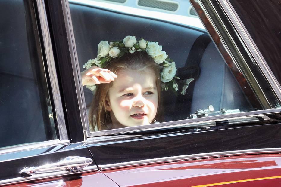 Süßes Blumenmädchen: Hi, Charlotte!