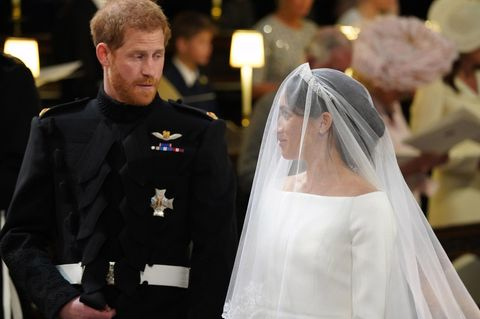 Sooo süß! Das hat Harry seiner Meghan am Altar zugeflüstert