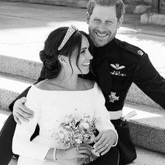 Harry & Meghan: Die offiziellen Hochzeitsfotos sind da! ❤️