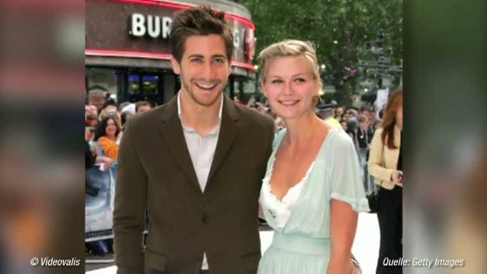 Das erste Mal der Stars: Kirsten Dunst, Jake Gyllenhaal