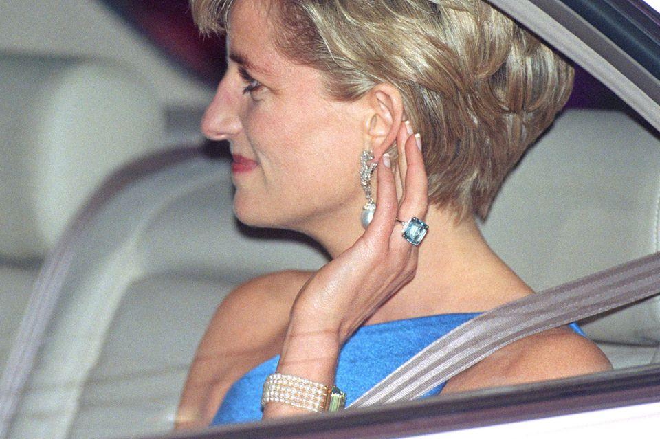 Herzogin Meghan: Mit diesem Hochzeitsgeschenk ehrte Harry Prinzessin Diana