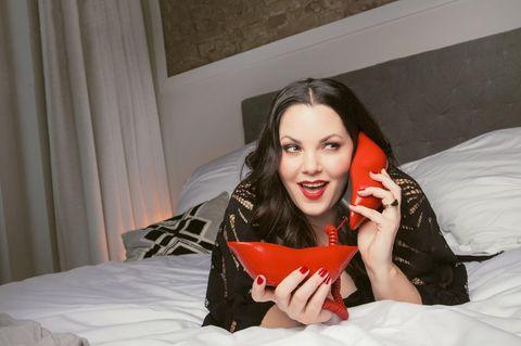 """Fetisch: """"Man muss nicht jeden Mist mitmachen!"""" – Interview mit Paula Lambert"""