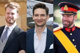Vergesst Harry! Diese Prinzen sind noch zu haben ❤️