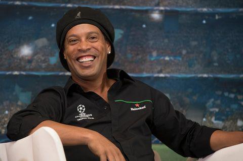 Ex-Fußballprofi Ronaldinho