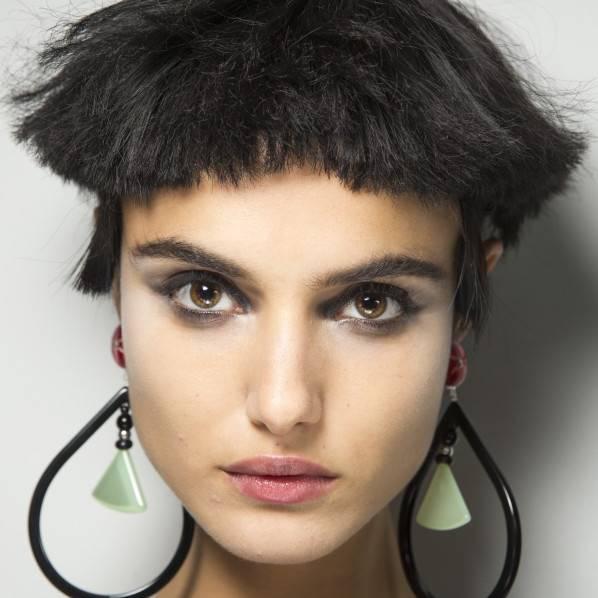 Frisuren bei Hitze: cooler Shortcut