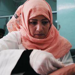 Ärztin im Jemen