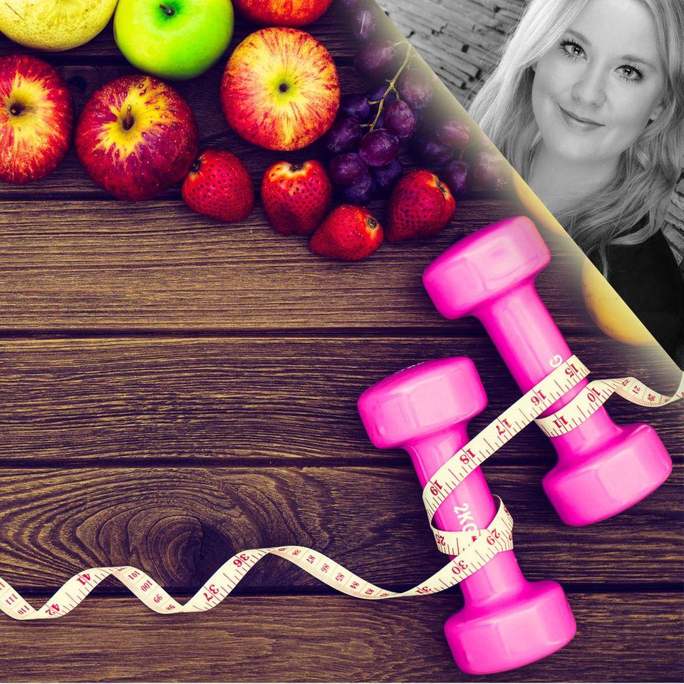 Diät-Tagebuch: Mein Stoffwechsel ist ein Arschloch! Trotzdem müssen 10 Kilo runter ?