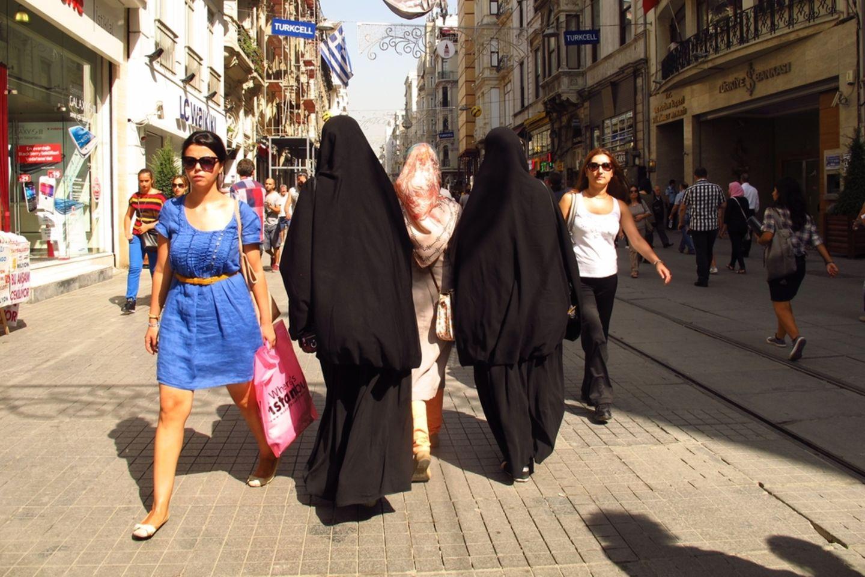 Nein zur Burka: Dänemark beschließt Verhüllungsverbot