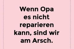 Spruch Familie Opa
