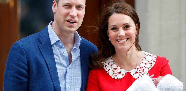 Taufe von Prinz Louis: William & Kate