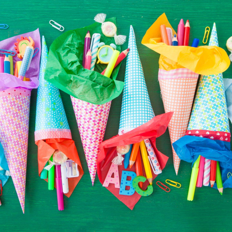 Was kommt in die Schultüte? 30 tolle Ideen