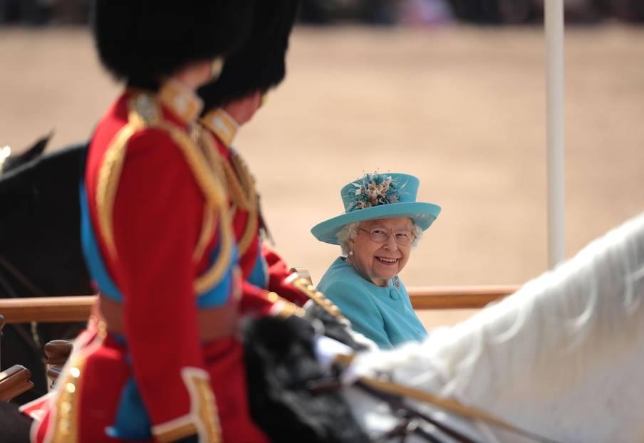 Zeit für ein Schwätzchen mit der Queen bleibt natürlich trotzdem.