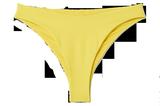 Brazilian Bikini von H&M in gelb