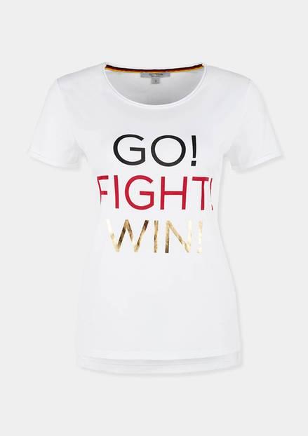T-Shirt von Comma