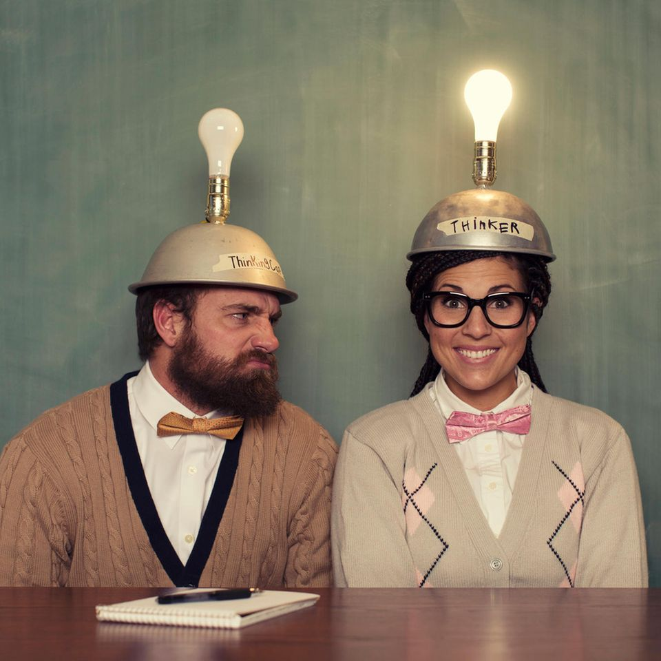 Warum Männer mit intelligenten Frauen länger leben