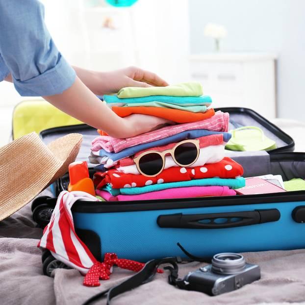 Koffer packen: Die Tipps helfen dabei