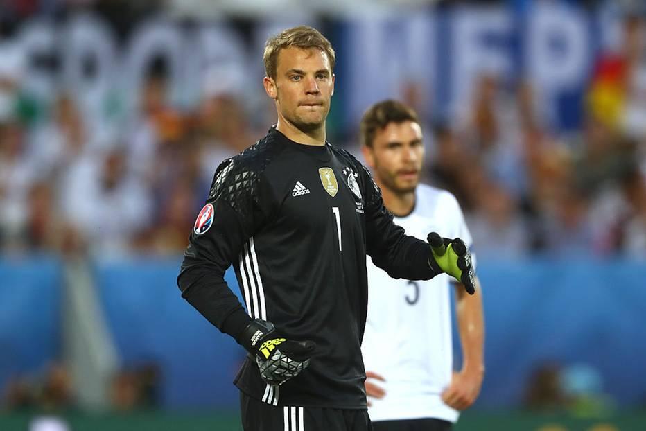 WM 2018: Diese Spieler könnten Models sein – Manuel Neuer