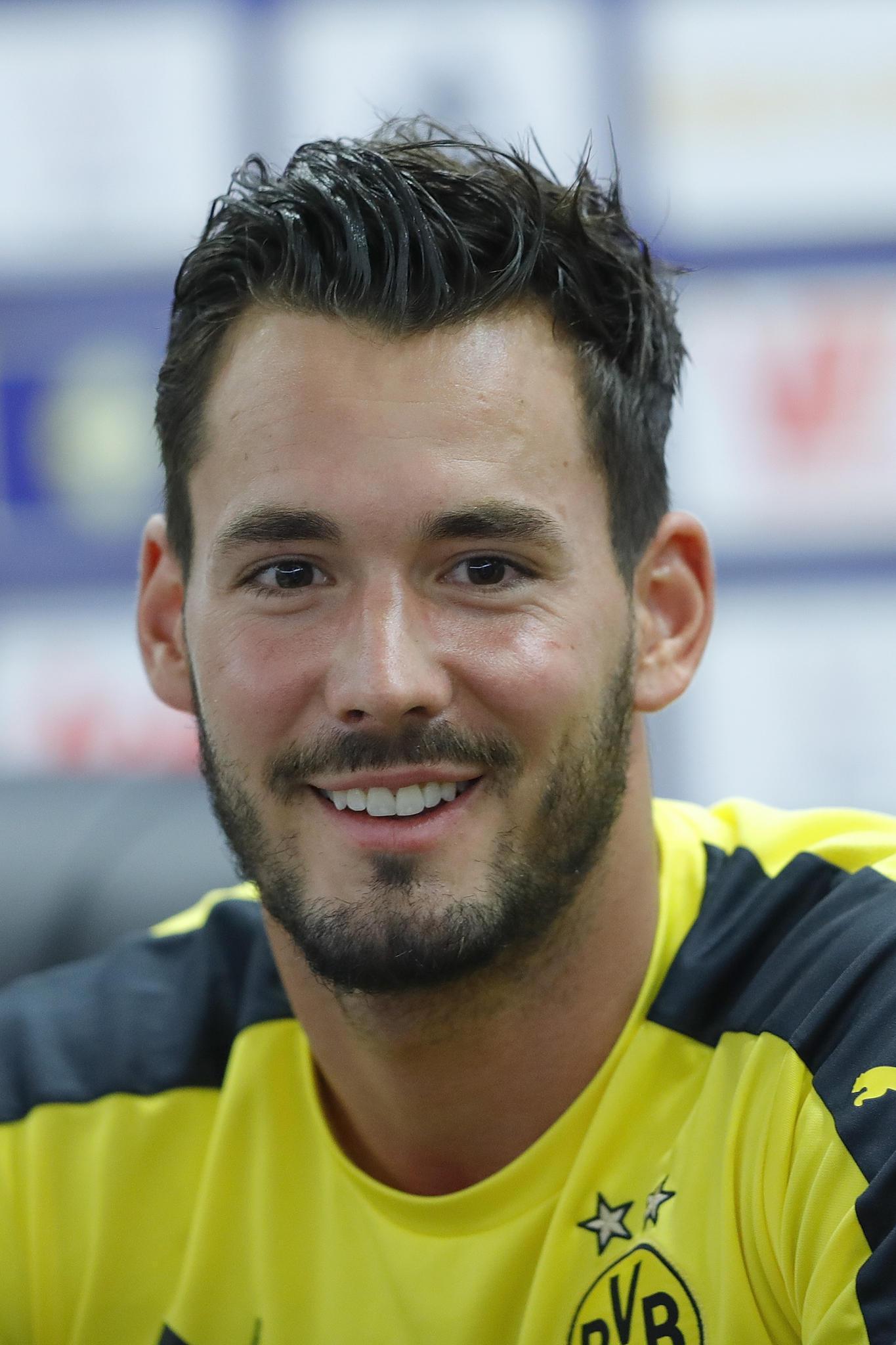 WM 2018: Diese Spieler könnten Models sein – Roman Bürki