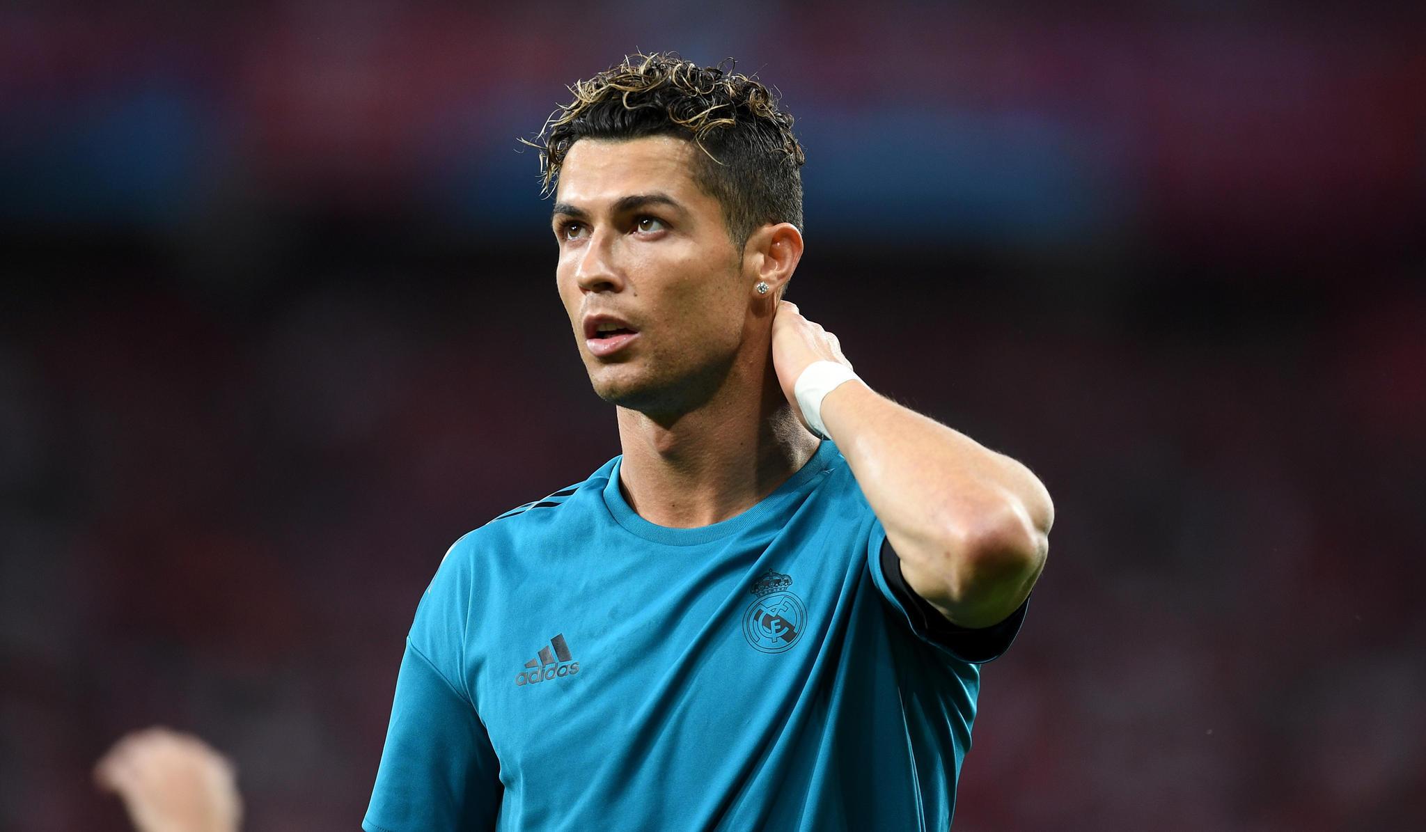 WM 2018: Diese Spieler könnten Models sein – Cristiano Ronaldo