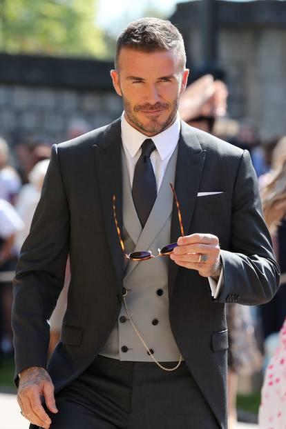 WM 2018: Diese Spieler könnten Models sein – David Beckham (spielt außer Konkurrenz)