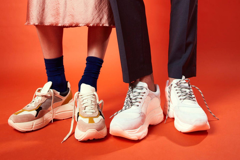 Komm zu Papa! – Dad-Sneaker im Trend