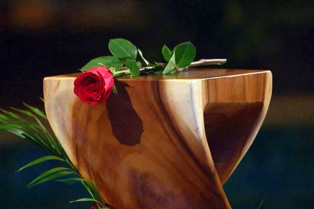 Jeder will sie - die ominöse letzte Rose!