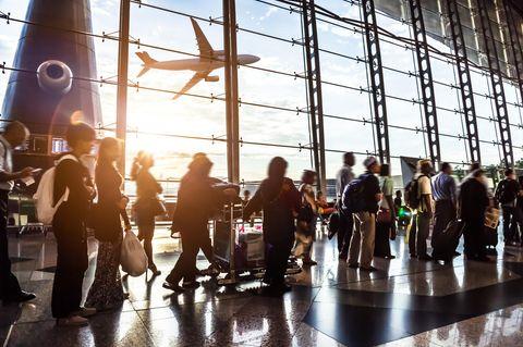 Check-in: Warum ihr 3 Stunden vorher am Flughafen sein müsst