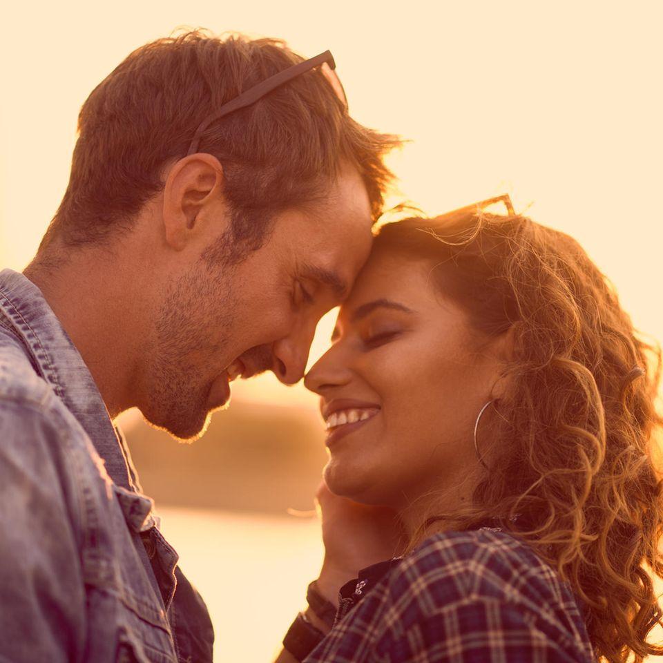 Was bedeutet Liebe: Verliebtes Pärchen