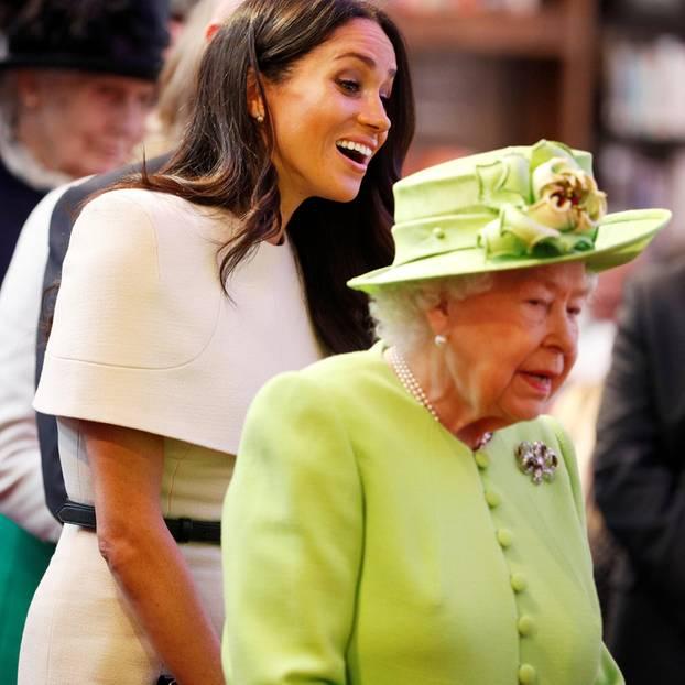 Diesen Spitznamen hat Meghan für die Queen