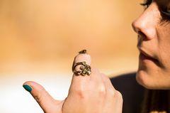 Angst vor Wespe und Spinne? Die Sommer-Challenge für Hysteriker