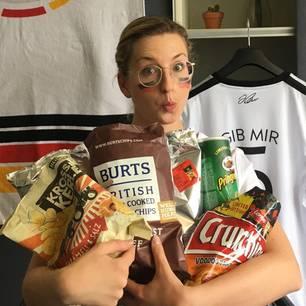Zaziki bis Roastbeef: Die VERRÜCKTESTEN Chipssorten im Test!