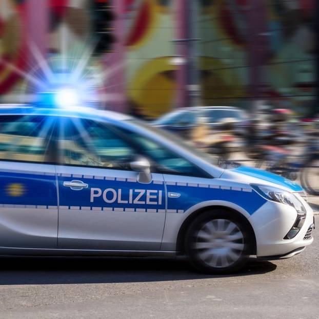 Bräutigam stirbt bei Junggesellenabschied: Poluzeiauto