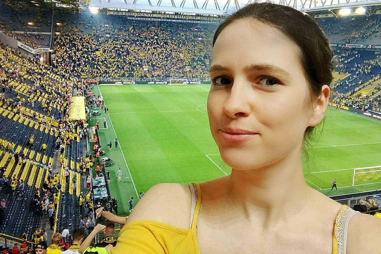 Olé, Olé!: Ich bin eine Frau und Fußball-Fan! Hast du ein Problem damit!?