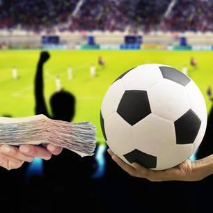 Fußball und Geld