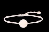Thomas Sabo Armband Coin in Rosegold