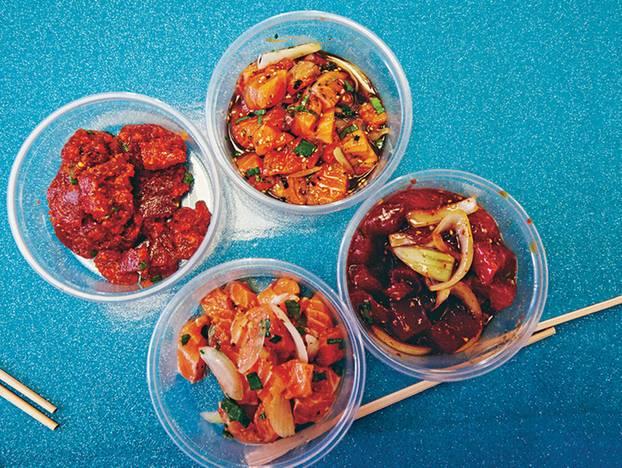 Hawaii Reisetipps: Hawaiianischer Fischsalat