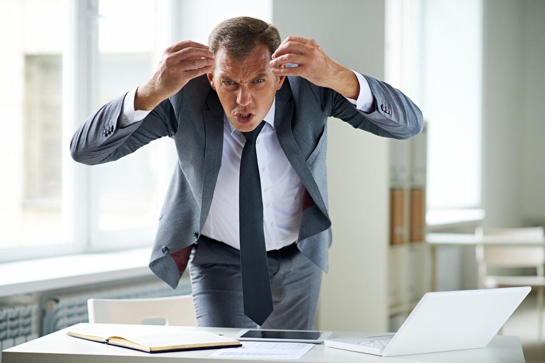 Bossing: Wenn der Chef zum Mobbing-Täter wird