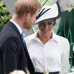 Prinz Harry und Meghan Markle überlassen nichts dem Zufall