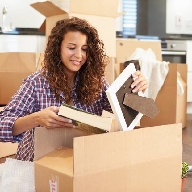 wohnen umzug die besten tipps. Black Bedroom Furniture Sets. Home Design Ideas