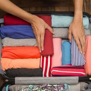 Kofferpacken