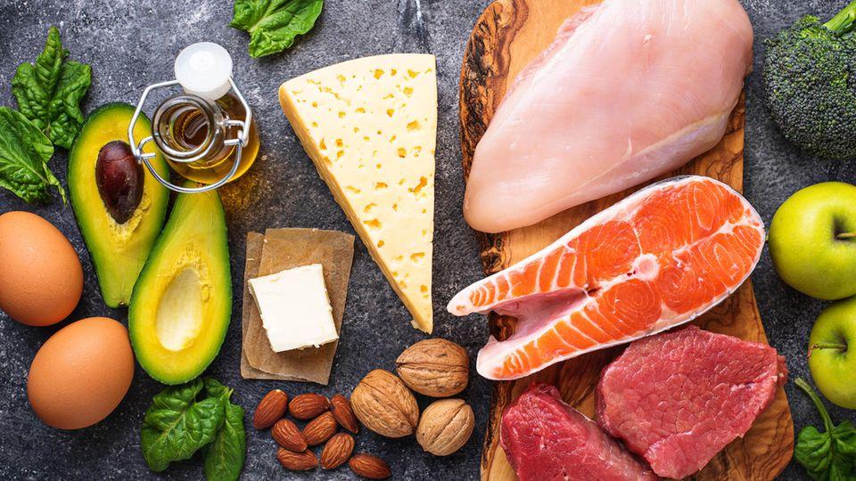 Eiweiß Diät: Abnehmen mit Proteinen